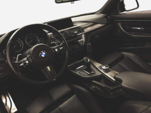 web BMW 435 interior 10